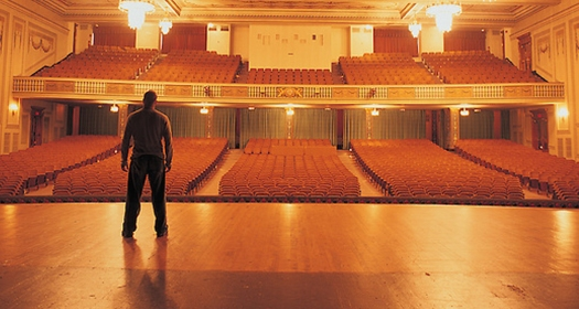 The Hibbing, Minnesota high school auditorium was modeled after the Capitol Theatre in New York City.